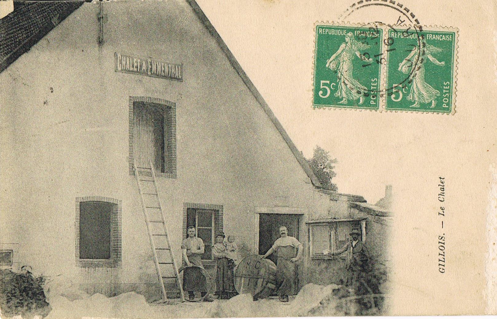 Chalets, Fruitières et Fromageries