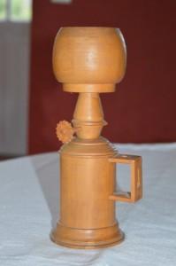 Lampe a essence de type GAUDARD (Buis)